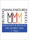 Manufaktur-Produkt 2016